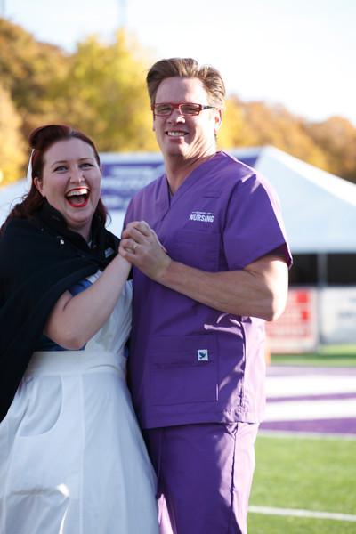 Nursing Football Halftime Presentation 2013