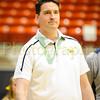 Basehor-Linwood HS vs Wellington HS. 4A - 1 State basketball tournament. Basehor-Linwood wins 65-40