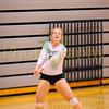 Basehor-Linwood High School vs Bonner Springs High School. Varsity volleyball on September 6, 2016