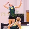 Basehor-Linwood High School vs Bonner Springs High School. Junior varsity volleyball on September 6, 2016