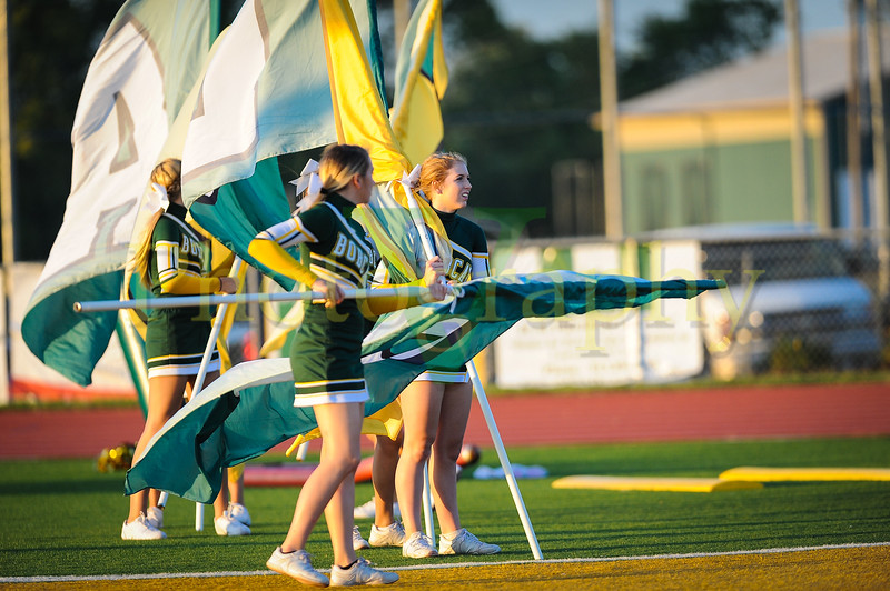 High school football between Basehor-Linwood and Independence at Basehor-Linwood High School. BLHS defeated IHS 50-0 on homecoming.