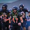 High school football between Bonner Springs and Piper at Bonner Springs High School. BSHS defeats Piper 24-7