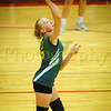 High school volleyball between Basehor-Linwood and Tonganoxie at Tonganoxie High School. BLHS defeats THS in three sets.