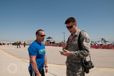 Interview with 4th Combat Camera.