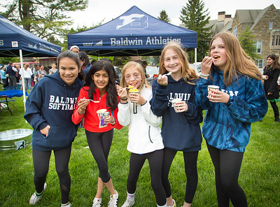 MAY 12, 2017 - BRYN MAWR, PA -- The Baldwin School Polarpalooza Friday, May 12, 2017.  PHOTOS © 2017 Jay Gorodetzer -- Jay Gorodetzer Photography, www.JayGorodetzer.com