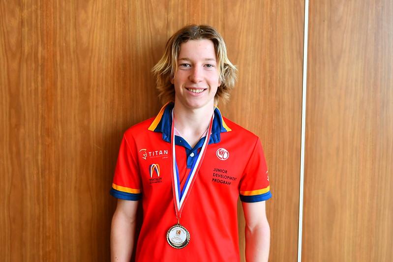 Bike Society/Recoverite triathlon series 2017 Renmark Triathlon Winners