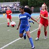KMHS Girls Soccer JV-B 9/12/18 Dave Rock