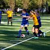 KM Girls JV-B Soccer 10/3/16