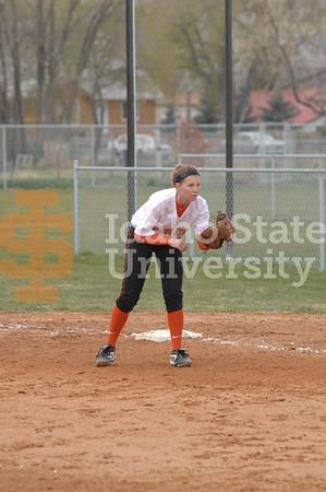 ISU Softball 4/21