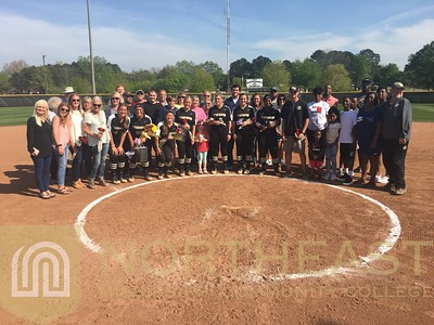 2018-04-21 SB Sophomore Day Honors on Field