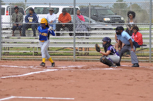 Women's Softball Game 3-20-15