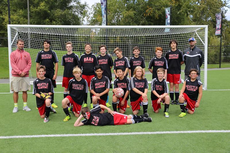 2016 MS Boys Black Soccer