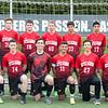 2017-2018 Boys' JV Red Soccer - Missing some Seniors