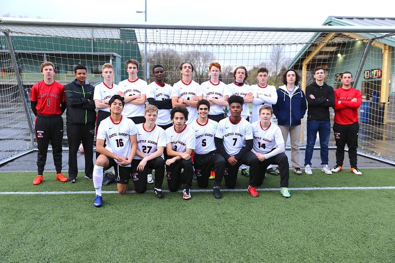 2017 SAAS Boys' Varsity Soccer