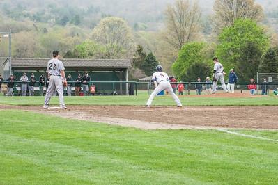 2015-16 Varsity Baseball vs Westy