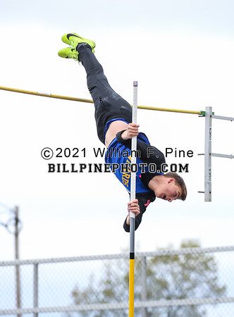Kingston Tiger Relays (Afternoon Boys Events) 04-27-19