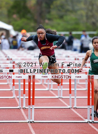Kingston Tiger Relays (Afternoon Girls Events) 04-27-19
