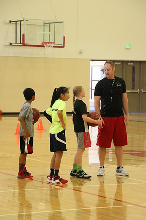 Summer Camps - Basketball Clinic 7-12-17