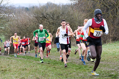 Surrey Cross Country Championship