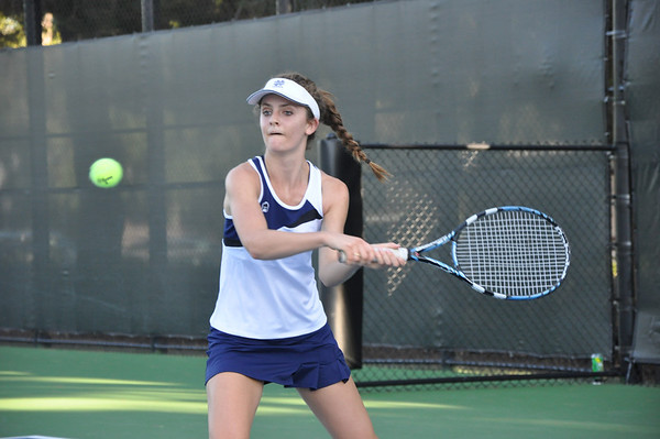 Girl's Tennis 2011