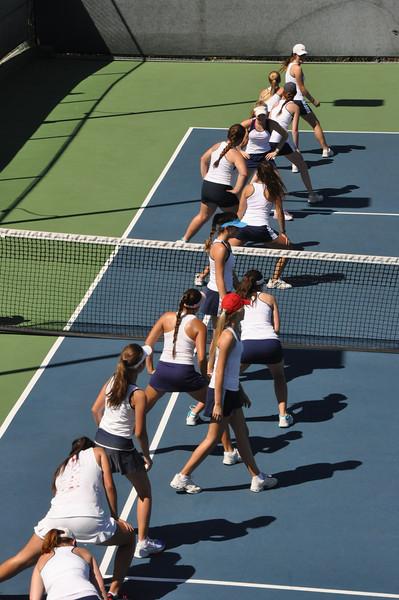 Girl's Tennis 2013