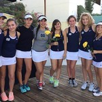 Girl's Tennis 2016