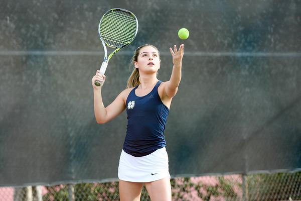 Girl's Tennis 2018