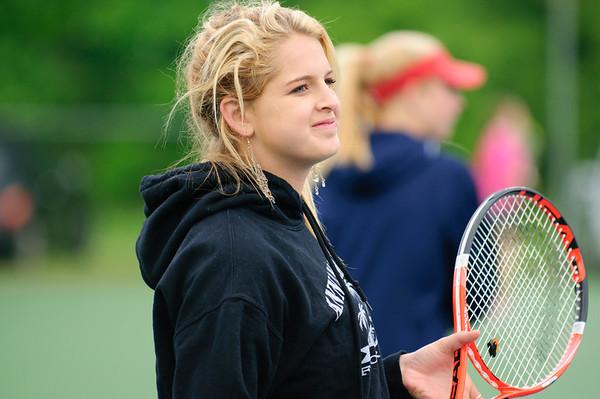 Varsity Girls' Tennis vs. FRA 2012