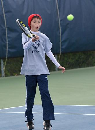 MS Tennis 2013