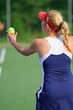 Tennis vs. USN 2012