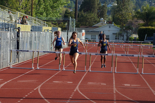 Track Meet April 4, 2014 v Crespi-Lousville