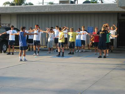 Long Beach Training Day - Aug. 2009