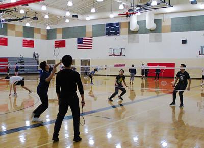 US Badminton Tournament 3-16-18