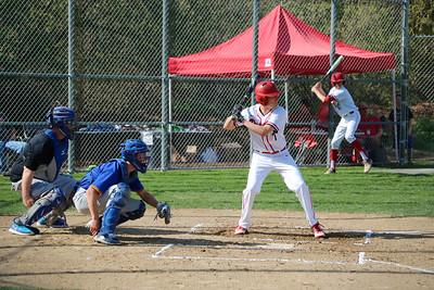 US Baseball vs Colfax 4-27-18