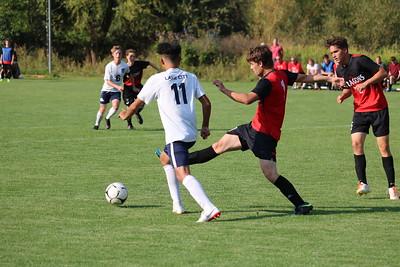 US Boys Soccer vs Lake City 9-5-18