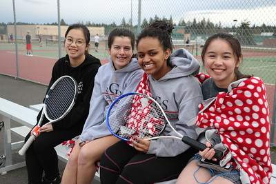 US Tennis at Mead 3-21-18