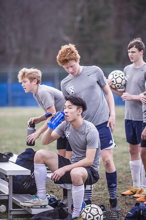 Varsity Boys' Soccer 2018