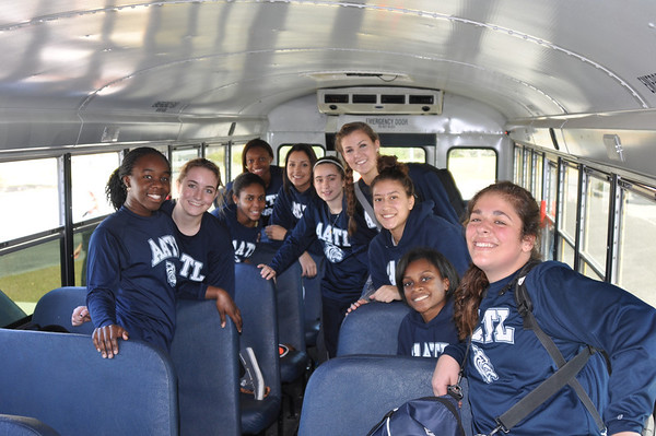 Varsity Basketball Girls Heading to Final Four