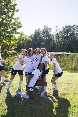 Varsity Girls' Soccer 2017