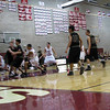 Adrian Brandon to Patrick McMahon.  Senior Night vs. Overlake 2009