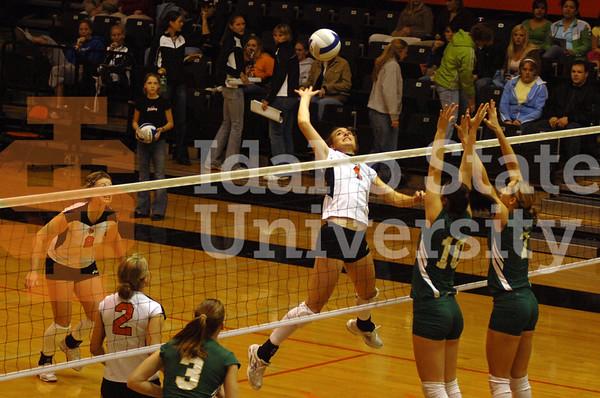 ISU vs Sacramento State 11/04
