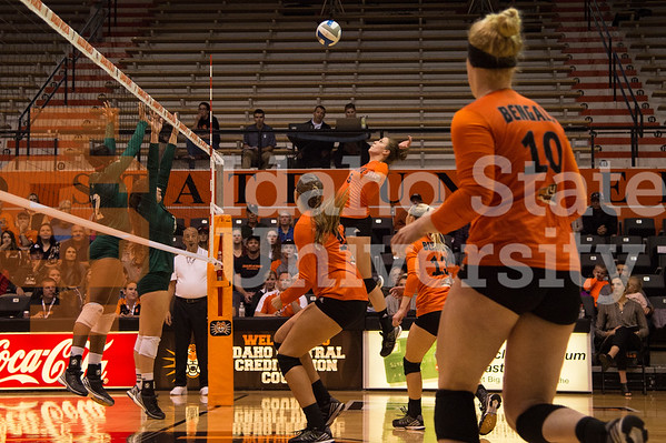 ISU Volleyball vs. Sacramento State