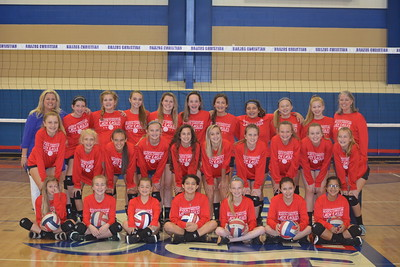 2017 JH Volleyball