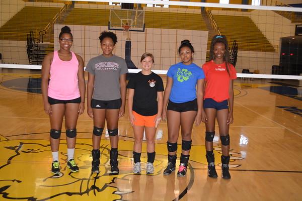 Summer Volleyball Camp 6-25-14