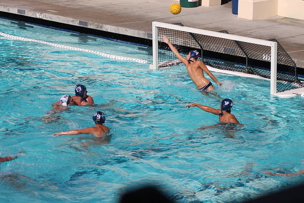 Boys Water Polo v. Flintridge