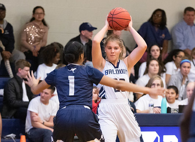 DECEMBER 20, 2018 - BRYN MAWR, PA -- Baldwin School Varsity Basketball and Spirit Night Thursday, December 20, 2018.  PHOTOS © 2018 Jay Gorodetzer -- Jay Gorodetzer Photography, www.JayGorodetzer.com
