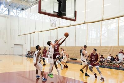 2016 - 17 Varsity Basketball vs Salisbury