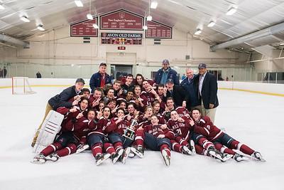 2016-17 Hockey Xmas Championship