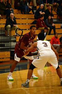 2015-16 Varsity Basketball vs Salisbury