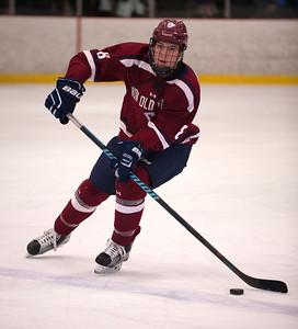 2015-16 Varsity Hockey vs Brunswick (Elite 8 round 1)